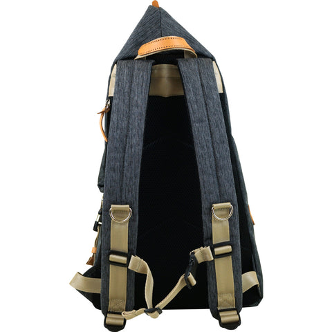 Harvest Label Tourer Backpack Element | Stone HFC-9013-STN