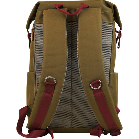 Harvest Label Highline Backpack | Beige HFC-9015-BEG