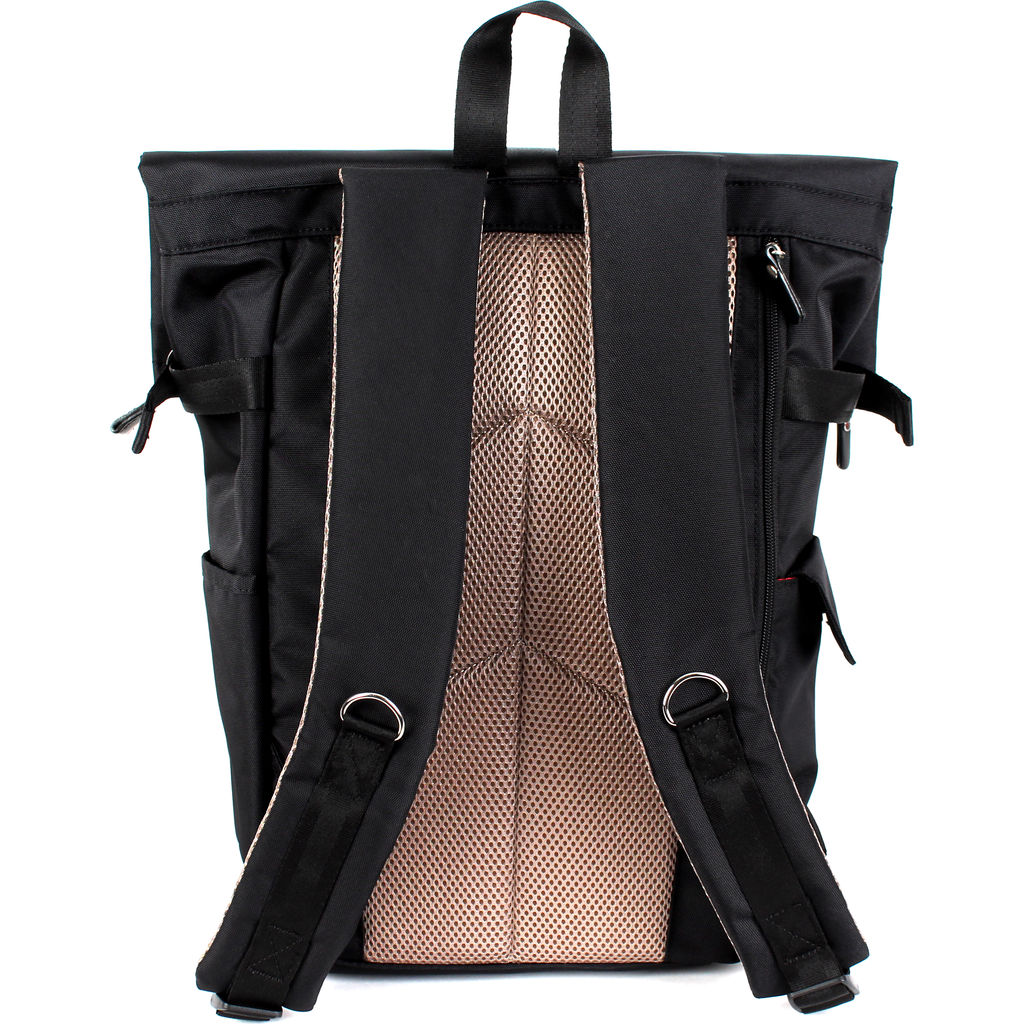 Harvest Label Rolltop Backpack Neo