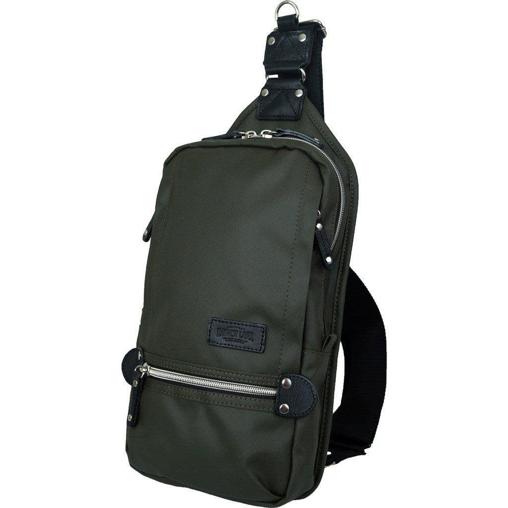 This is a graphic of Smart Harvest Label Cordura Sling Pack