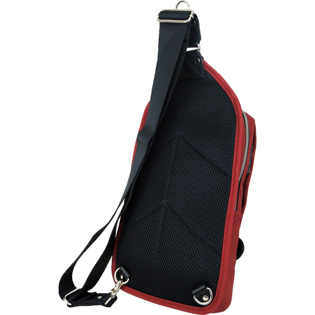 It is a graphic of Exceptional Harvest Label Cordura Sling Pack