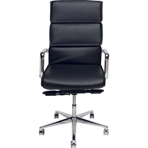 Nuevo Living Lucia Office Deluxe Office Chair | Black