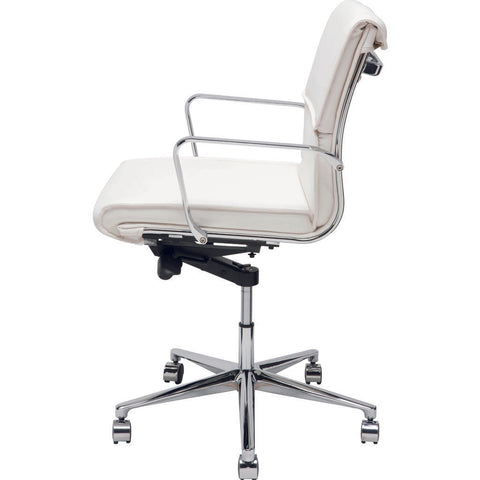 Nuevo Living Lucia Office Chair | White