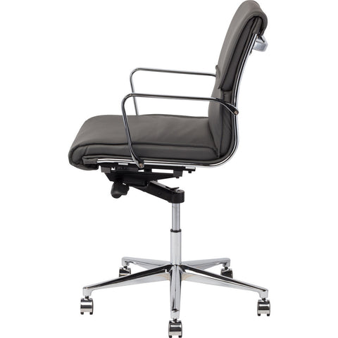 Nuevo Living Lucia Office Chair | Grey