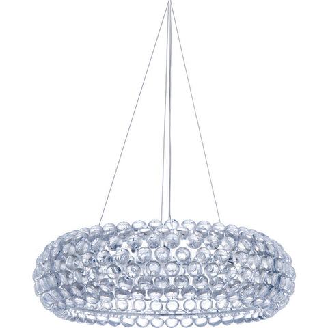 Nuevo Living Bulle Lighting | Clear Acrylic Polymer