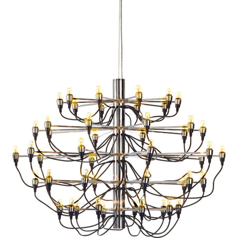 Nuevo Living Medusa Lighting | Silver Steel Metal