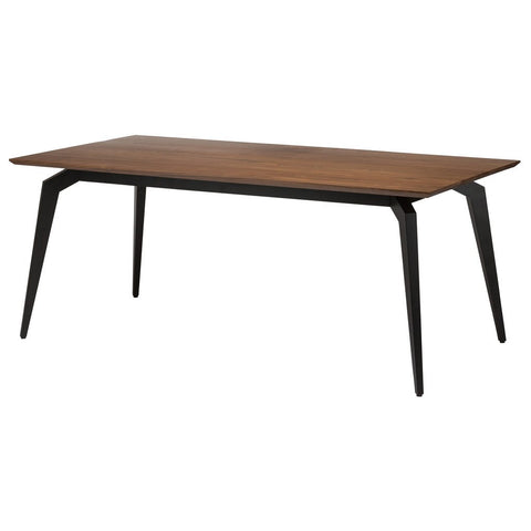 Nuevo Living Tapered Dining Table | Walnut HGNA144