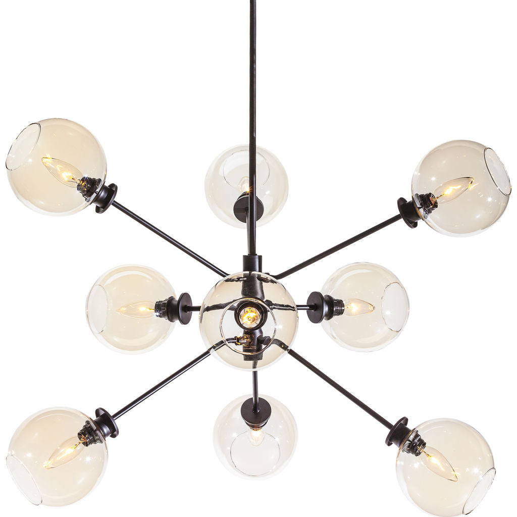 Nuevo Living Atom Lighting | Champagne Glass