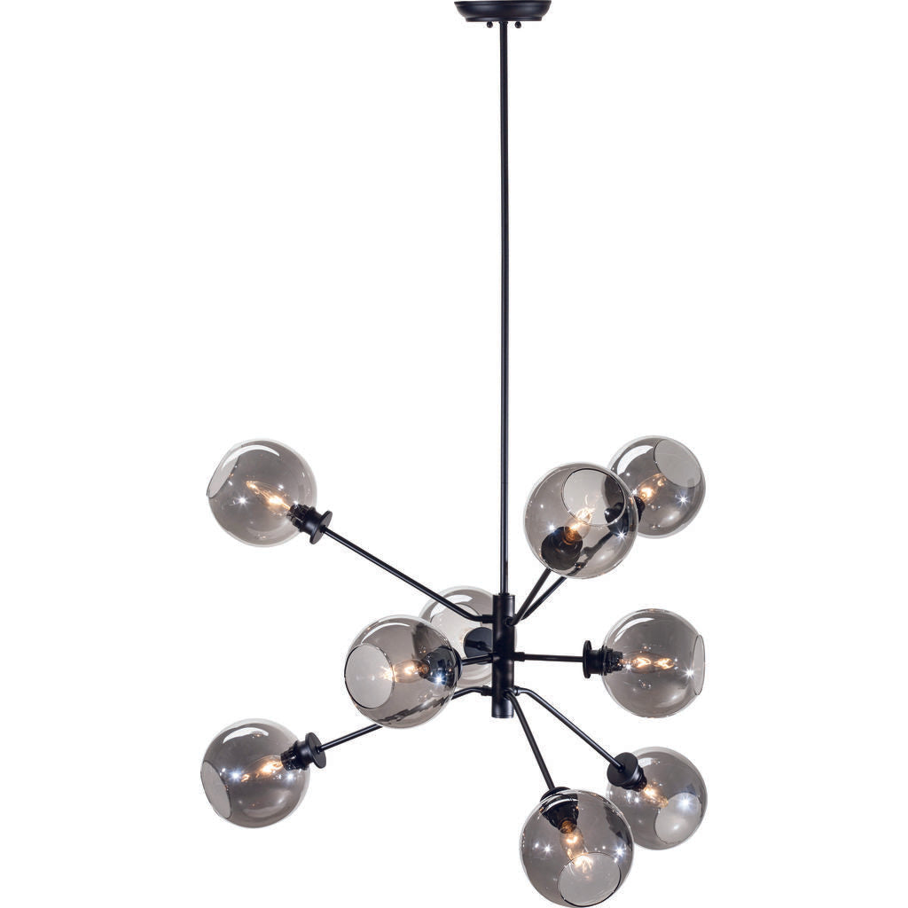 Nuevo Atom Lighting | Grey Glass