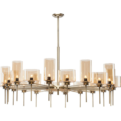 Nuevo Living Alexandria Lighting | Champagne Glass