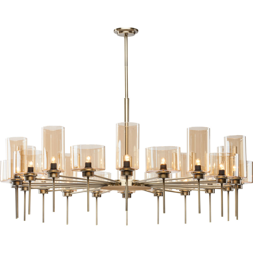 Beau Nuevo Living Alexandria Lighting | Champagne Glass ...