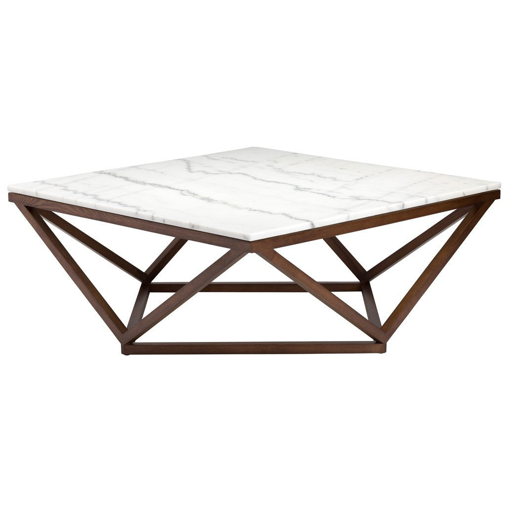 ... Nuevo Living Jasmine Coffee Table | White Marble HGYU161 ...