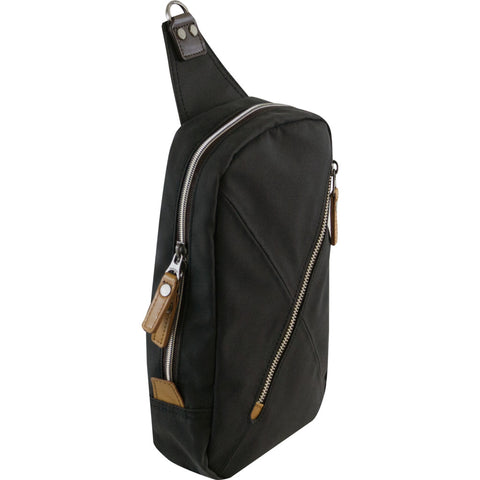 Harvest Label Batten Sling Pack | Black