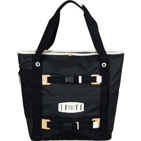 Harvest Label Alpha Tote Bag | White HHC-4022-WH