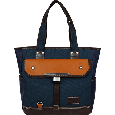 Harvest Label Parkland Tote Bag | Navy HHC-4302-NVY