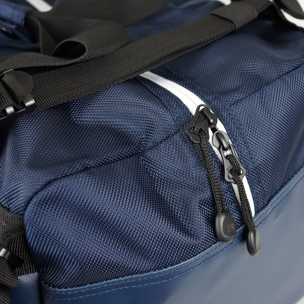 Harvest Label 2-Way Duffel Bag | Navy HHC-4170-NVY