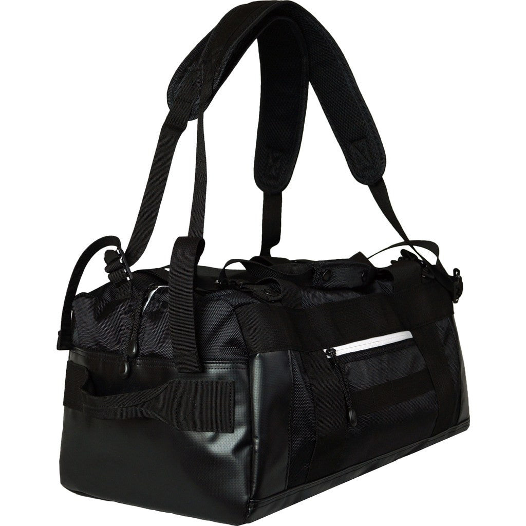 Harvest Label 2-Way Duffel Bag | Black HHC-4170-BLK