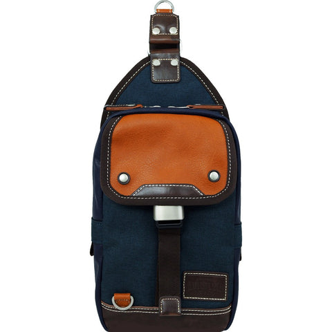 Harvest Label Parkland Sling Pack | Navy HHC-4300-NVY