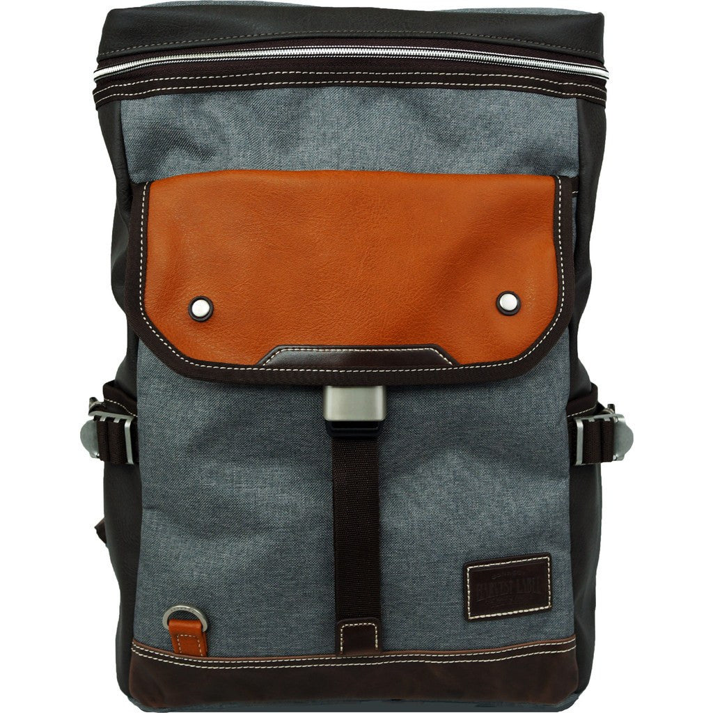 Harvest Label Parkland Backpack | Grey HHC-4303-GRY