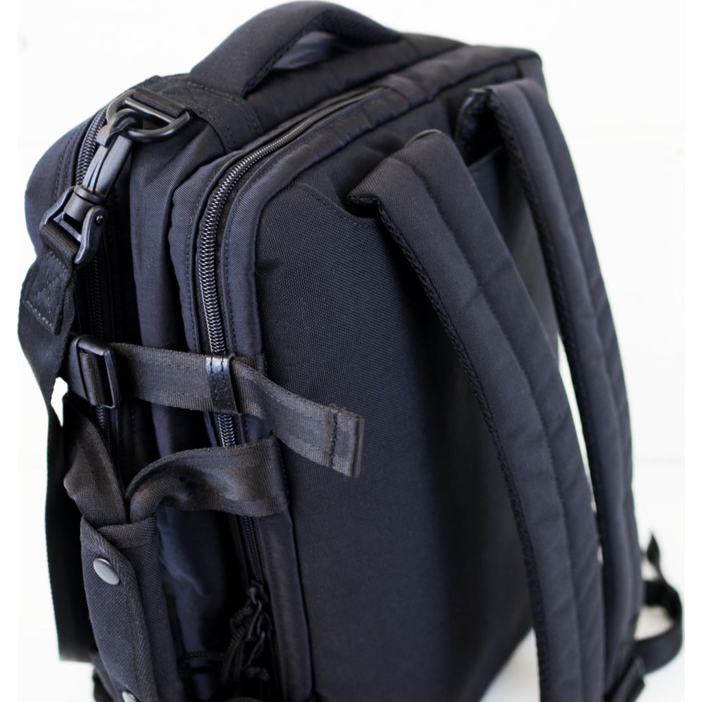 Harvest Label 3-Way Traveller Pack | Midnight hhc-4315-mdn