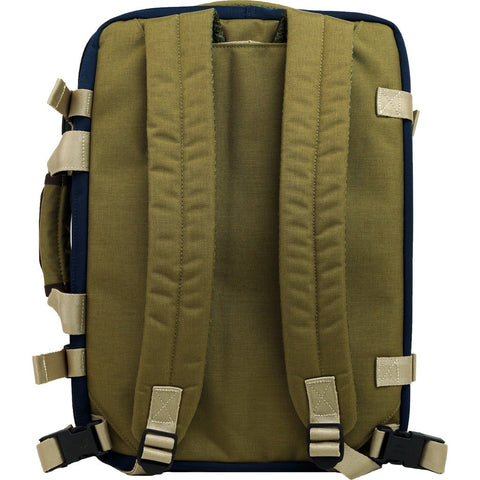 Harvest Label 3 Way Traveller Pack | Khaki HHC-4315-KHK