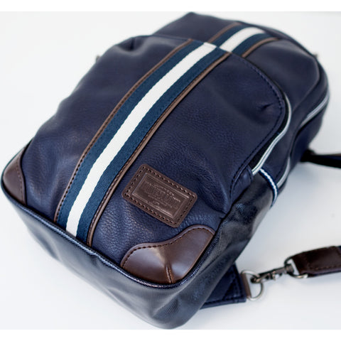 Harvest Label Portsman Sling Pack | Navy