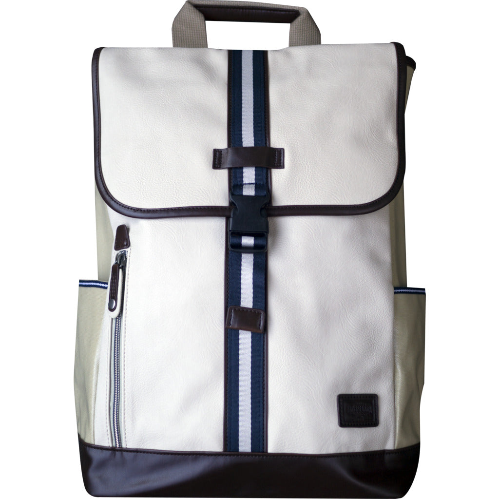 Harvest Label Portsman Backpack | Beige hhc-4453-beg