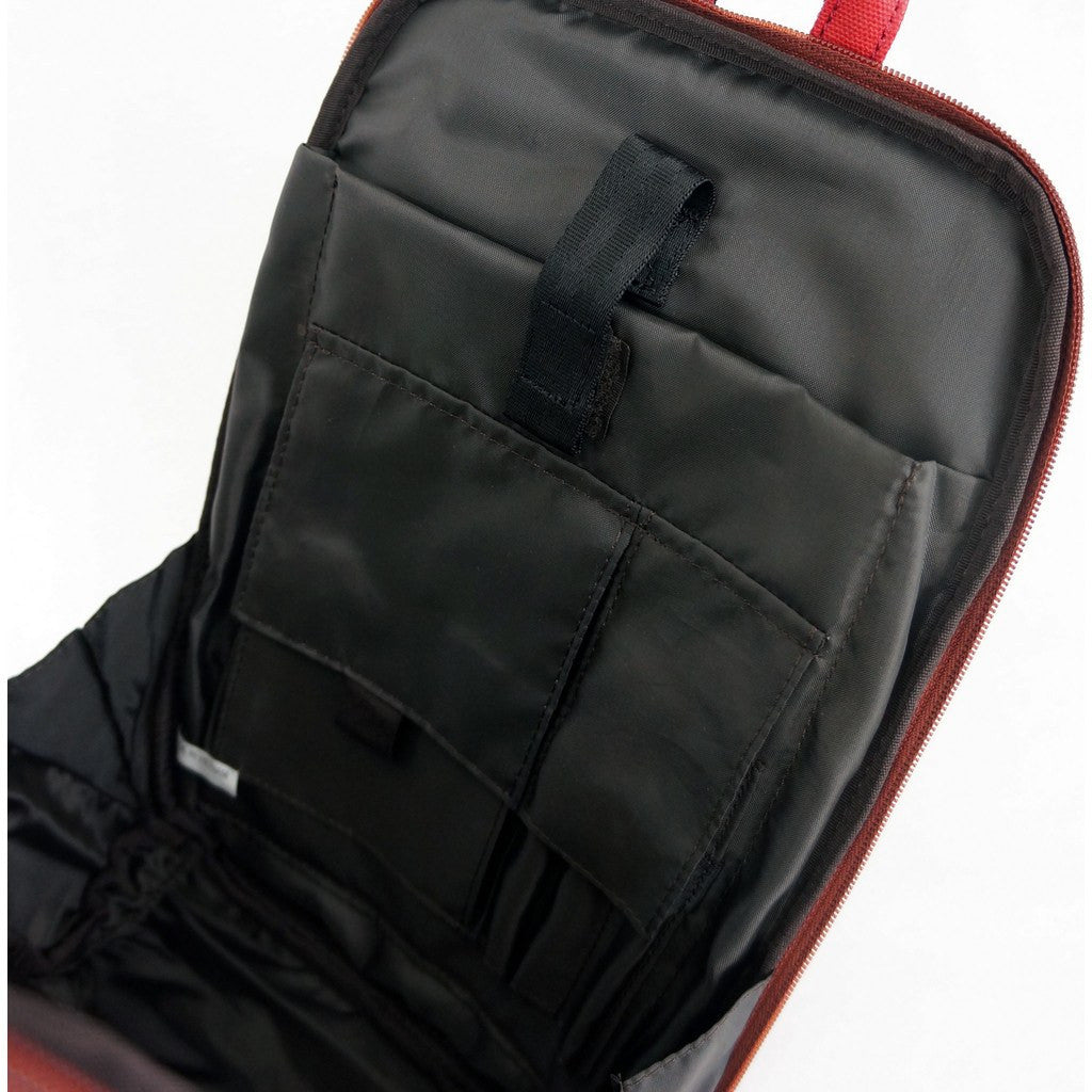 Harvest Label Capsule Sling Pack | Red HHC-5044-RD