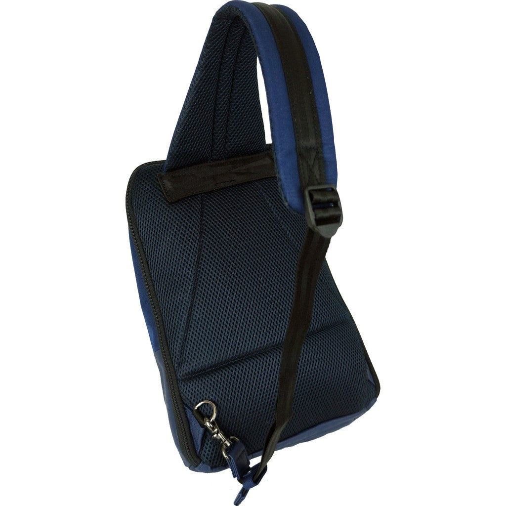 Harvest Label Capsule Sling Pack | Navy HHC-5044-NVY