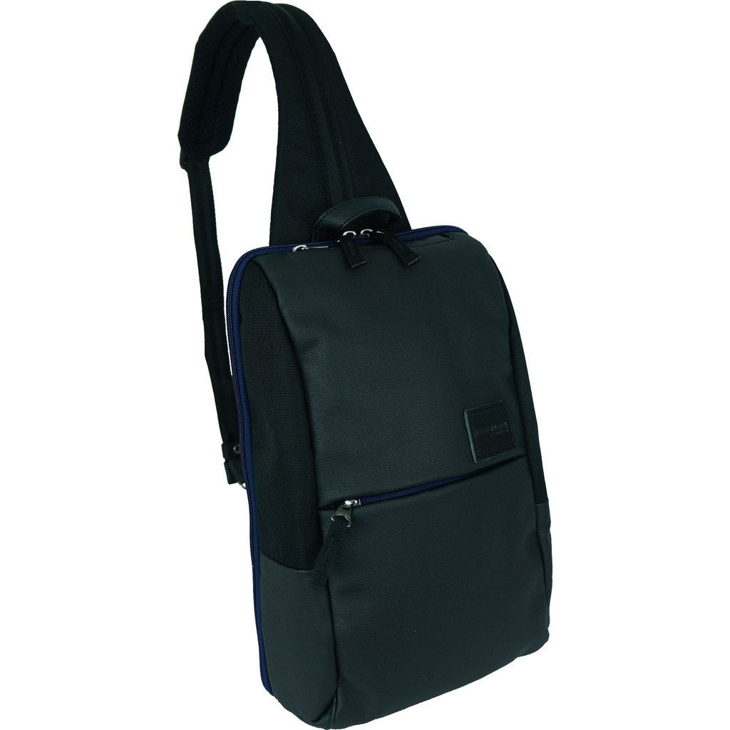 Harvest Label Capsule Sling Pack | Black HHC-5044-BLK