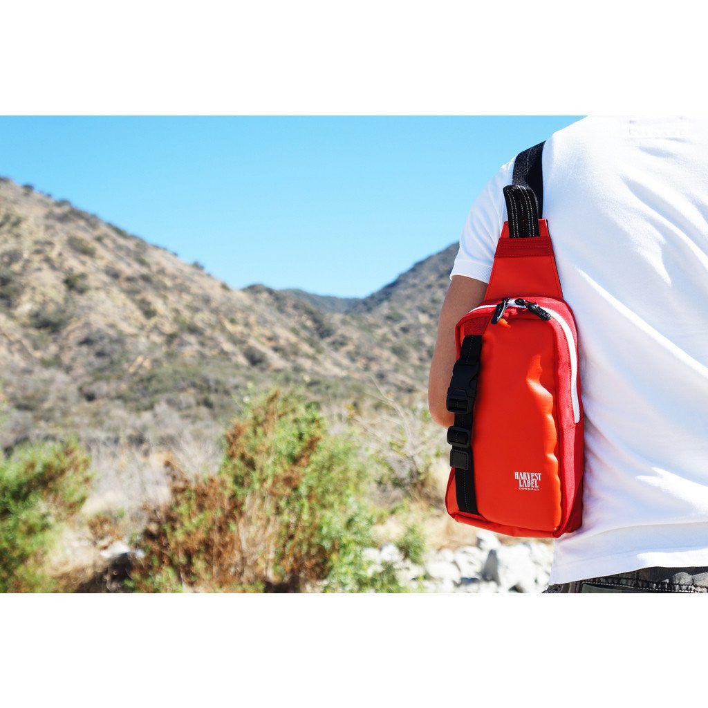 Harvest Label Terrain Sling Pack | Red HHC-5259-RD