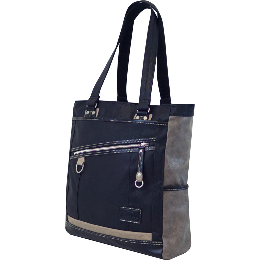 Harvest Label Vantage Tote | Black hhc-5532-blk