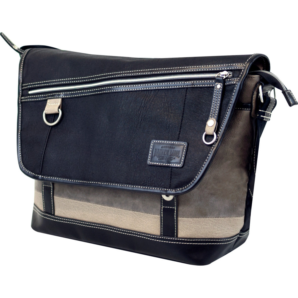 Harvest Label Vantage Messenger | Black hhc-5534-blk