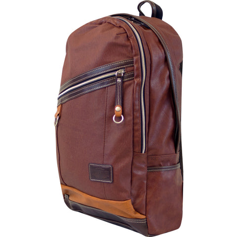 Harvest Label Vantage Backpack | Brown hhc-5533-brn