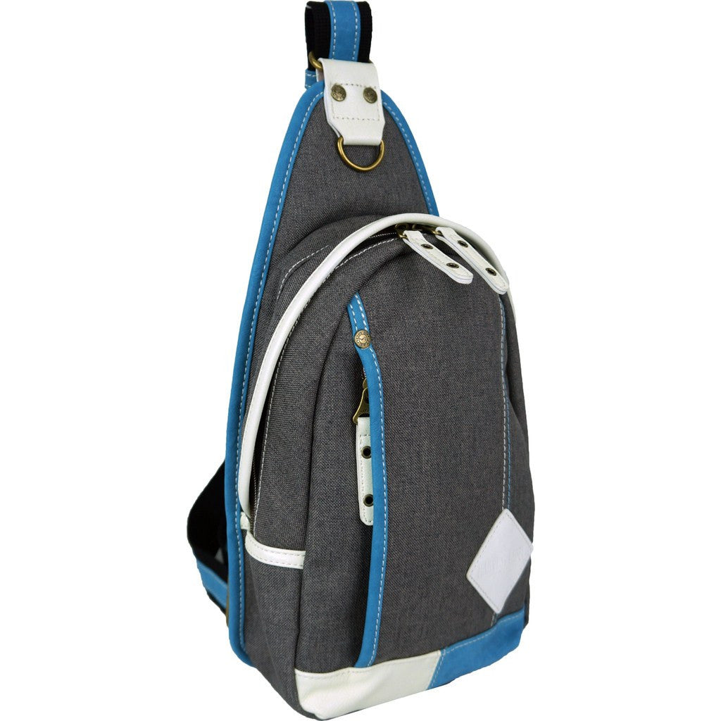 Harvest Label Palette Sling Pack | Grey HHC-5763-GRY