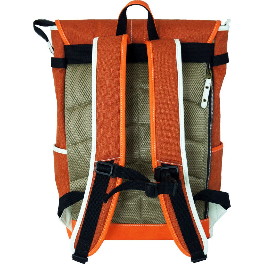 Harvest Label Palette Flaptop Backpack | Orange HHC-5769-ORG