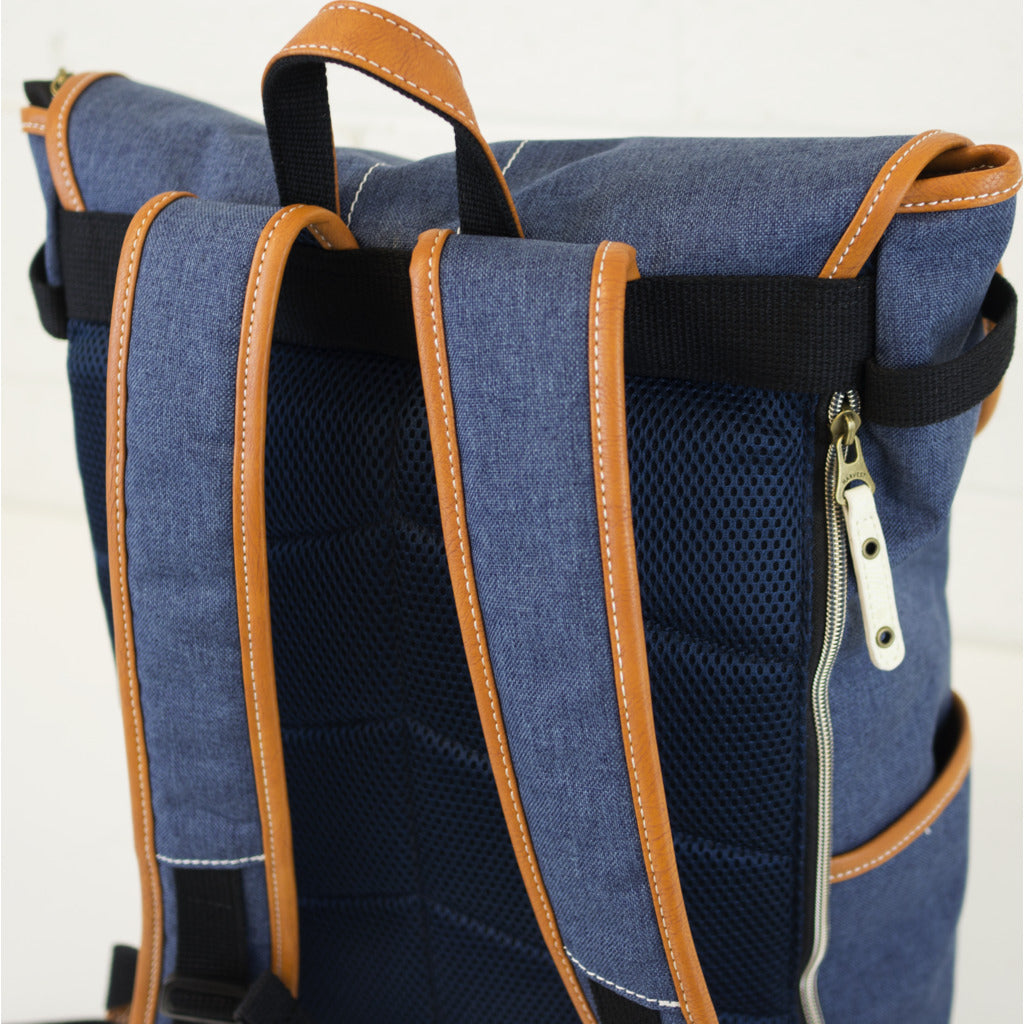 Harvest Label Palette Commuter Pack | Navy hhc-5771-nvy