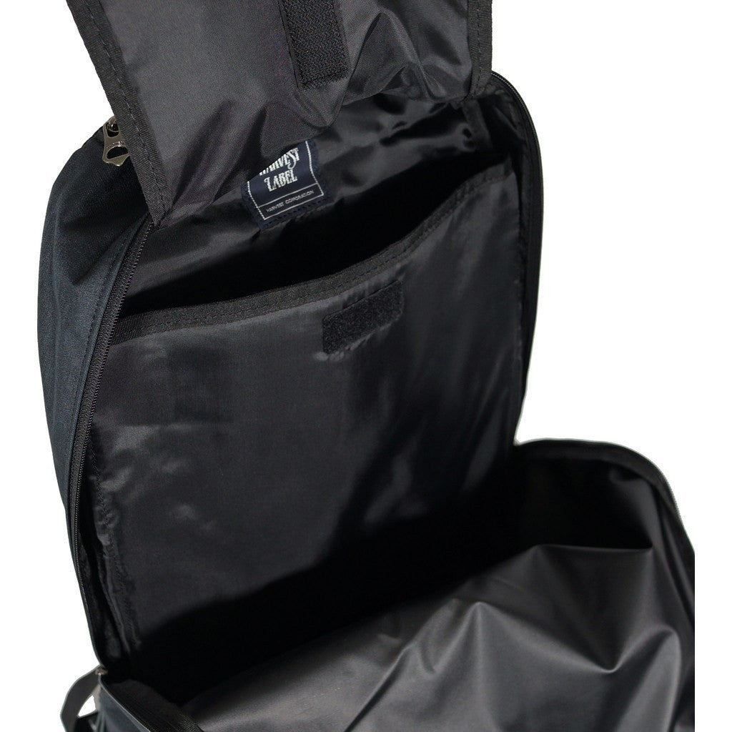 Harvest Label Archer Backpack | Black HHC-6020-BLK
