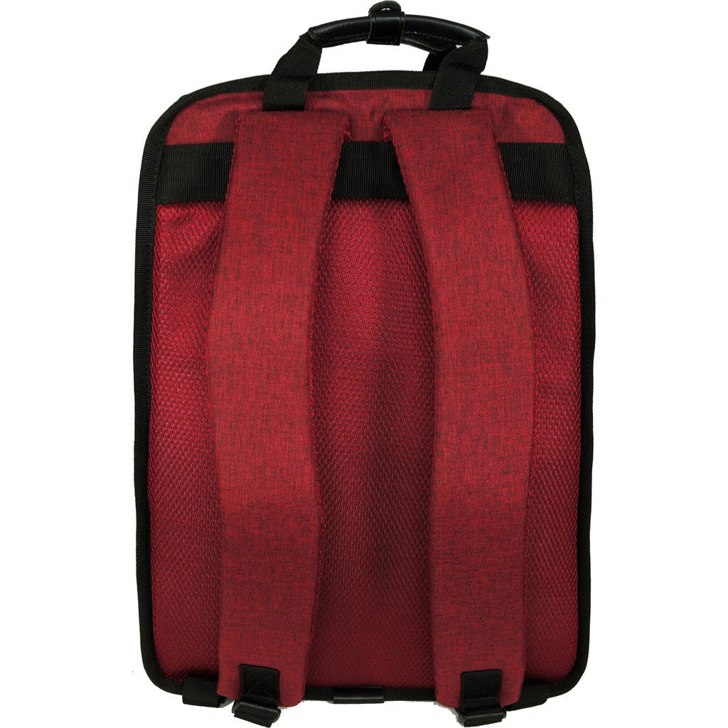 Harvest Label Industry Backpack | Red HHC-6030-RD