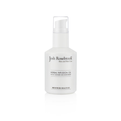 Josh Rosebrook Herbal Infusion Oil | 2.0 FL Oz