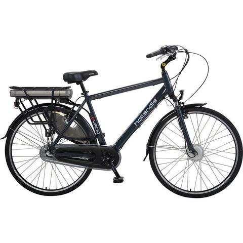 Hollandia Evado Nexus 3.21 Men's 700C Electric Bicycle | Charcoal Grey HL14A-21