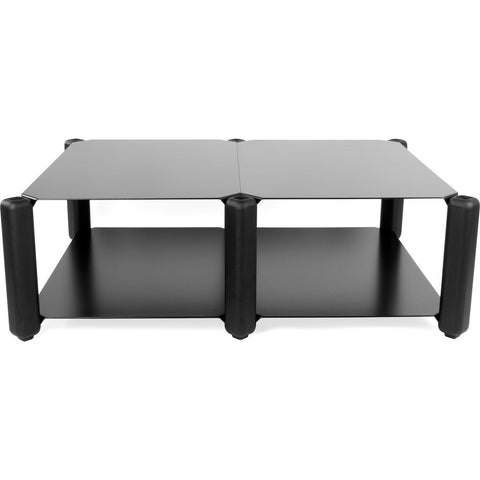 Esaila Heavystock Low Coffe Table Table-Black  HLT-01-BLK