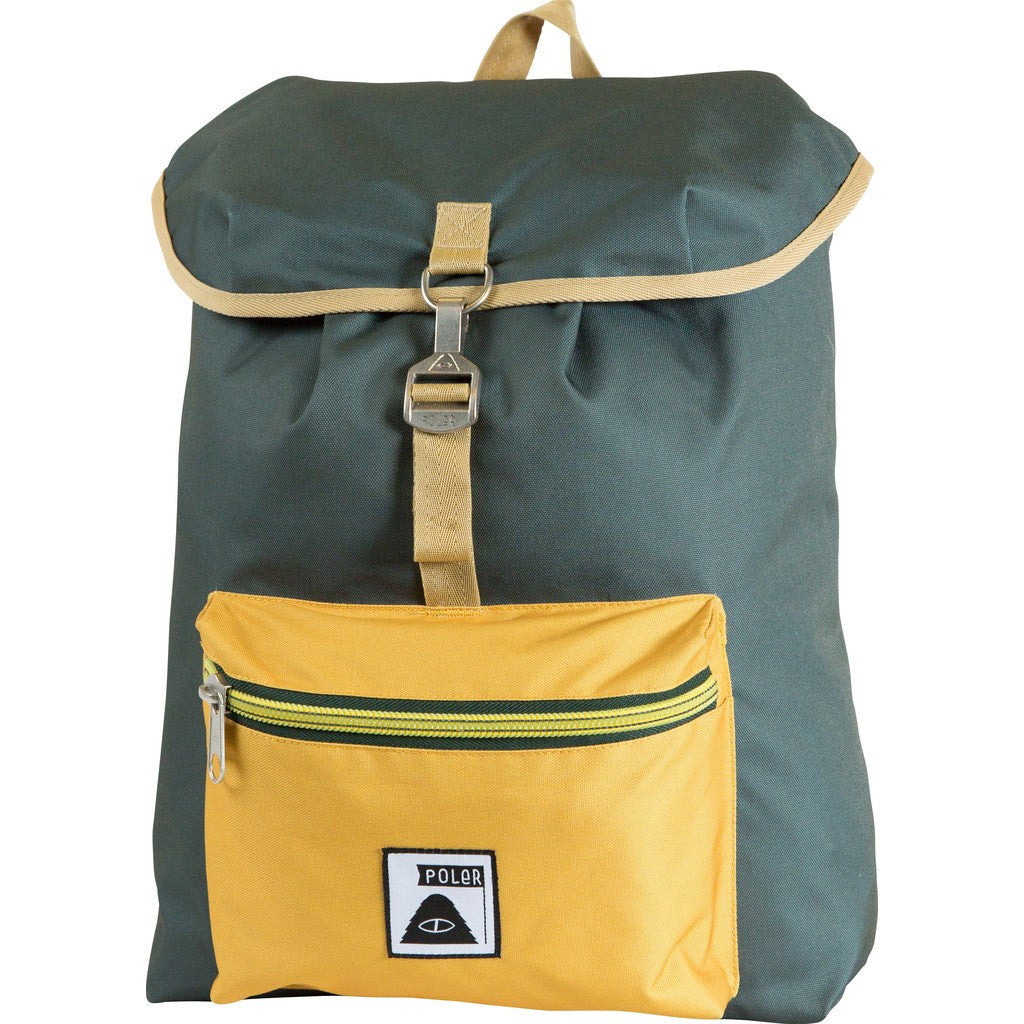 Poler Holiday Field Pack Backpack | Yellow