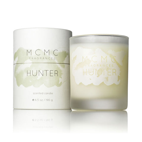 MCMC Fragrances Scented Candle | Hunter- HNT-CAN