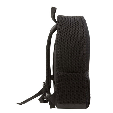 Hex Matrix Logic Mesh Backpack | Black