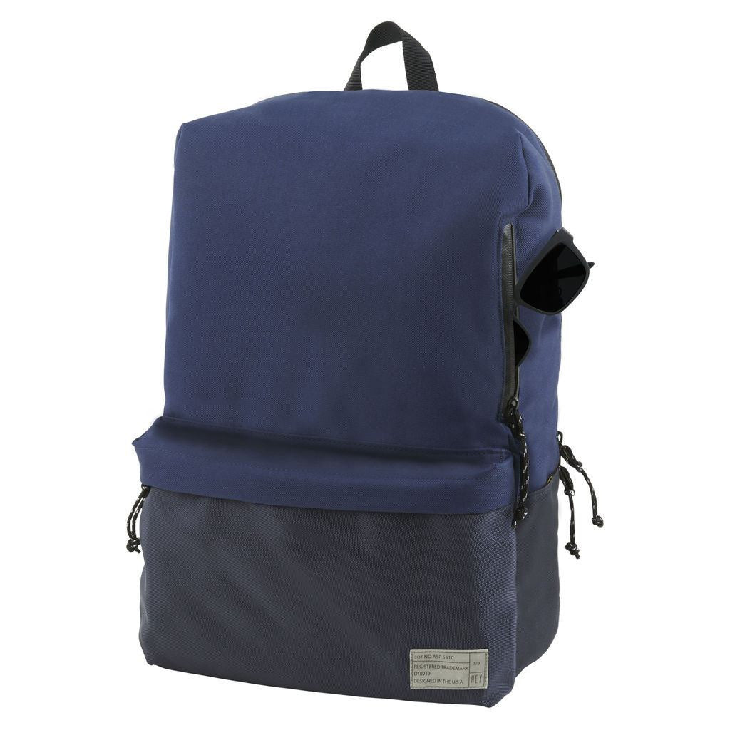Hex Aspect Exhile Backpack | Navy-HX2011-NAVY