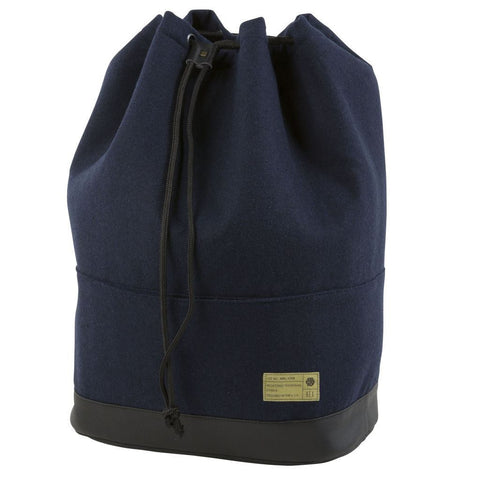 Hex Range Marlow Backpack | Navy Wool-HX2202-NVWL