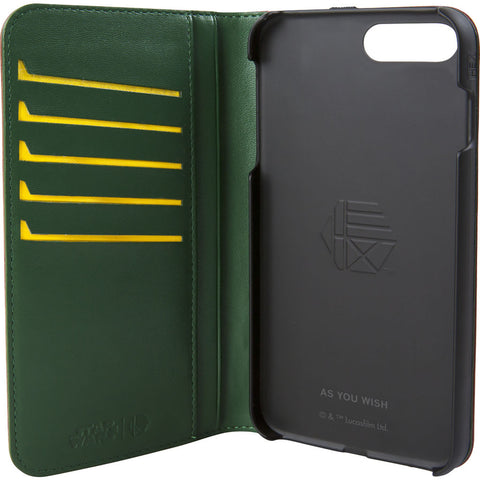 Hex Wallet For Iphone 8 Plus | Boba Fett Burgundy Emboss HX2532-BFBE