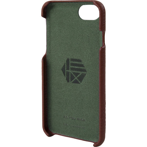 Hex Snap-In Case For Iphone 8 | Boba Fett Burgundy Emboss HX2536-BFBE