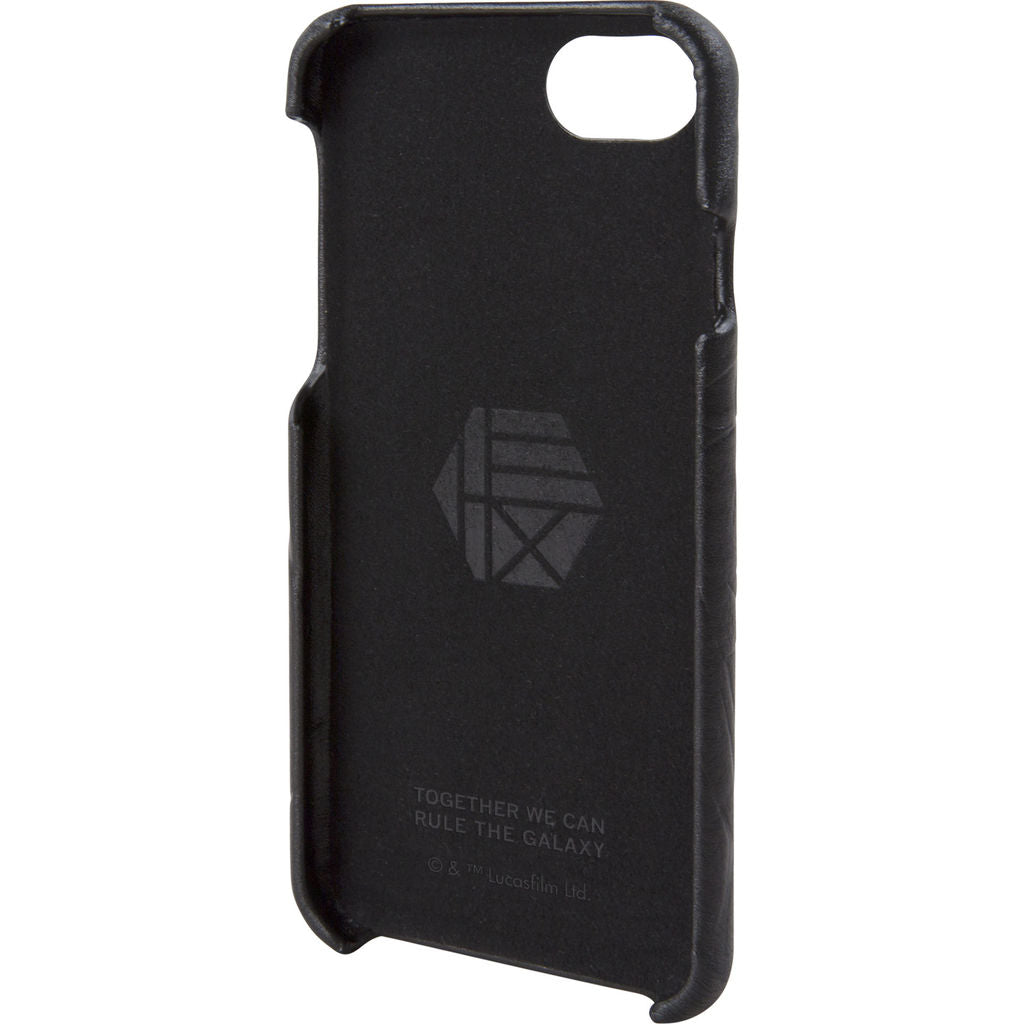 buy online 5ac0f b0f80 Hex Star Wars Snap-In Case For iPhone 8 | Darth Vader Black Emboss